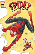 Spidey School's Out Vol 1 6