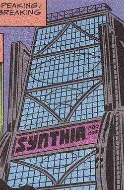 Synrhia (Earth-928) Ravage 2099 Vol 1 16.jpg