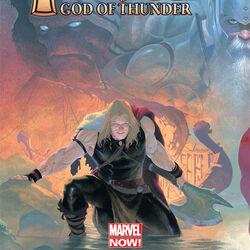 Thor: God of Thunder Vol 1 2