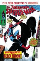 True Believers Black Widow & the Amazing Spider-Man Vol 1 1
