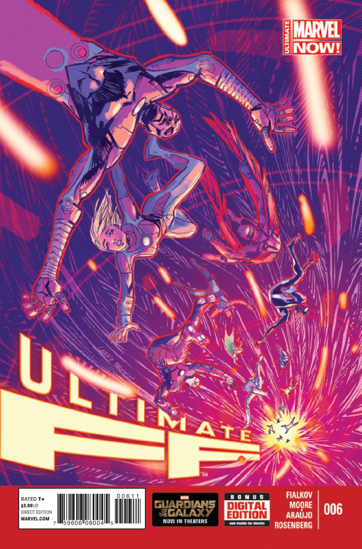 Ultimate FF Vol 1 6