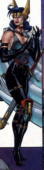 Valkyrie (Heroes Reborn) (Earth-616)