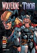 Wolverine vs. Thor Vol 1 1