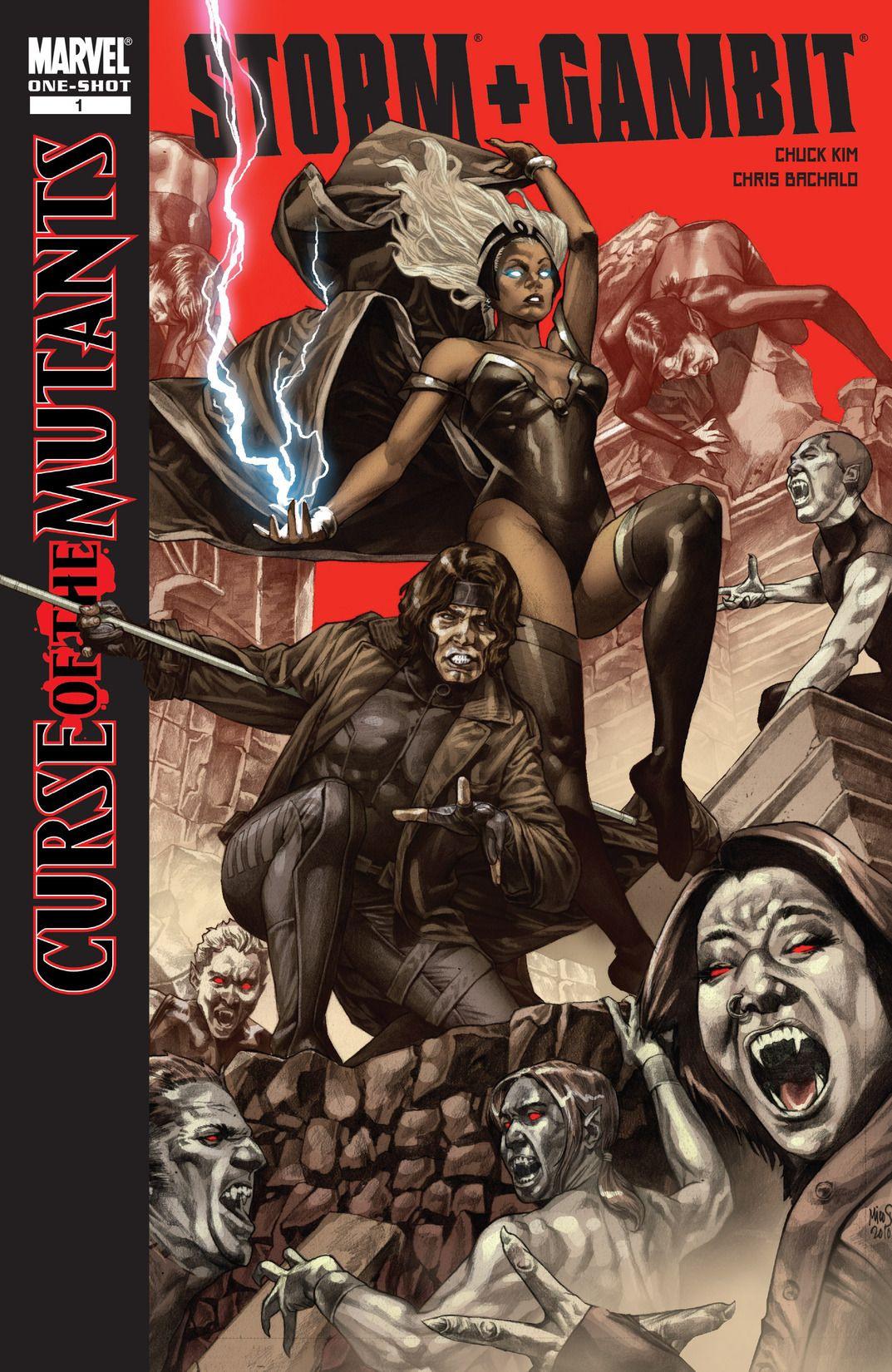 X-Men: Curse of the Mutants - Storm & Gambit Vol 1 1