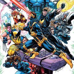 X-Men Legends Vol 1 1