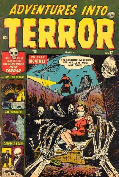Adventures into Terror Vol 1 17