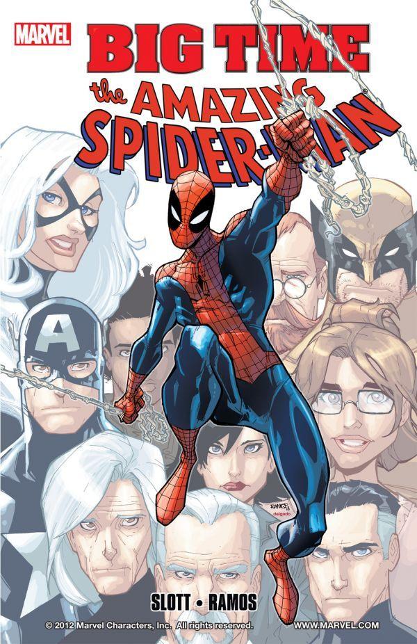 Amazing Spider-Man: Big Time TPB Vol 1