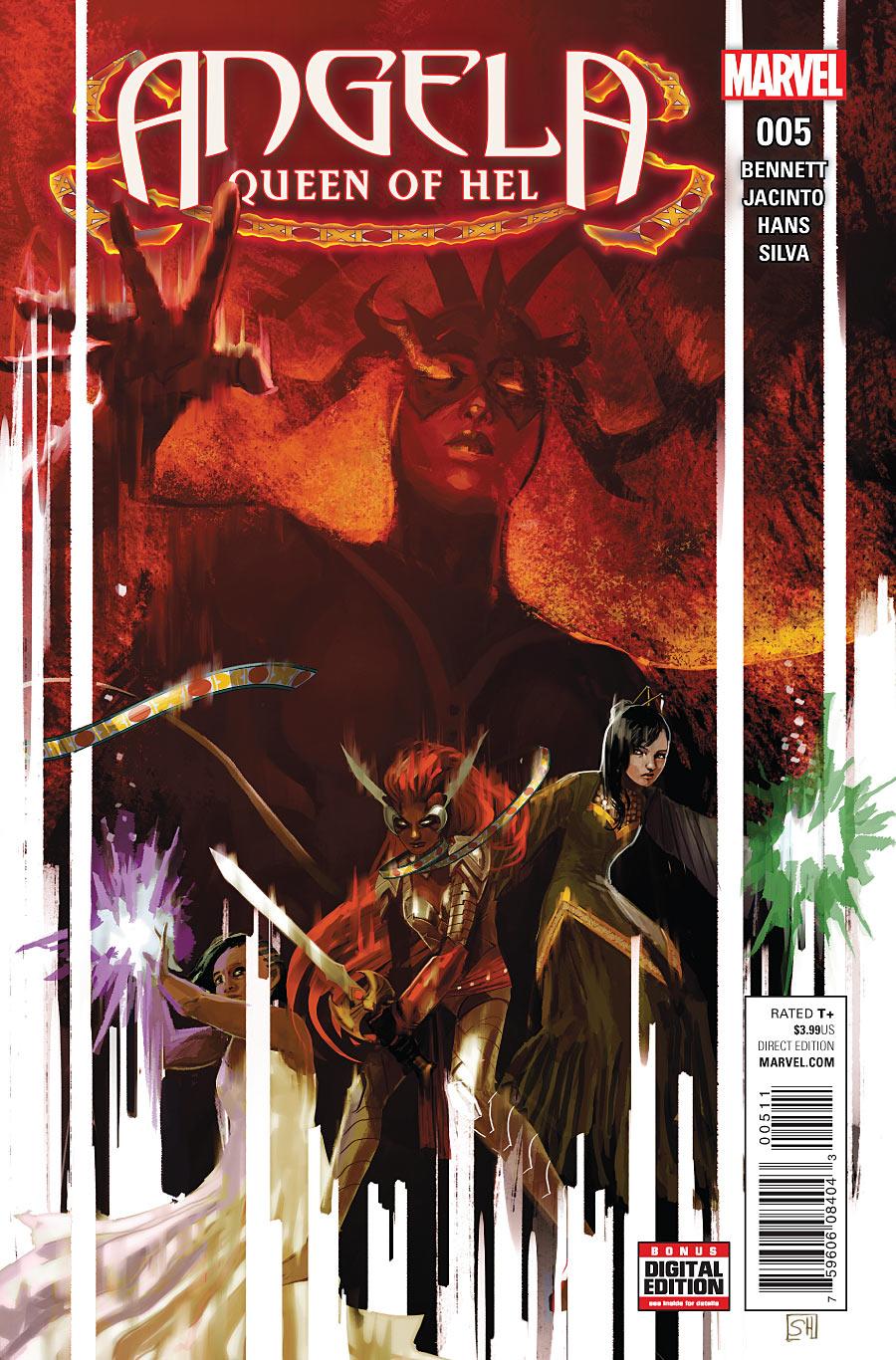Angela: Queen of Hel Vol 1 5