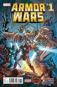 Armor Wars Vol 1 1