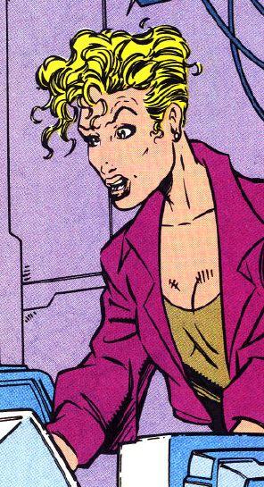 Ashley Croix (Earth-616)