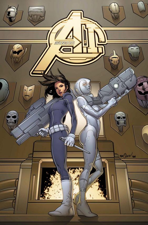S.H.I.E.L.D. Artificial Intelligence Division (Earth-616)