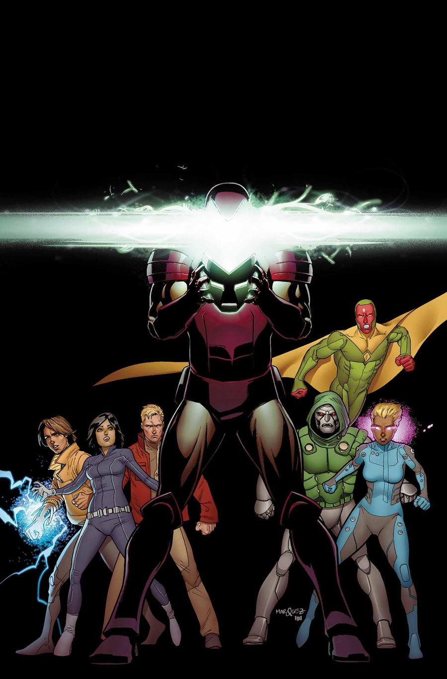Avengers A.I. Vol 1 6 Textless.jpg