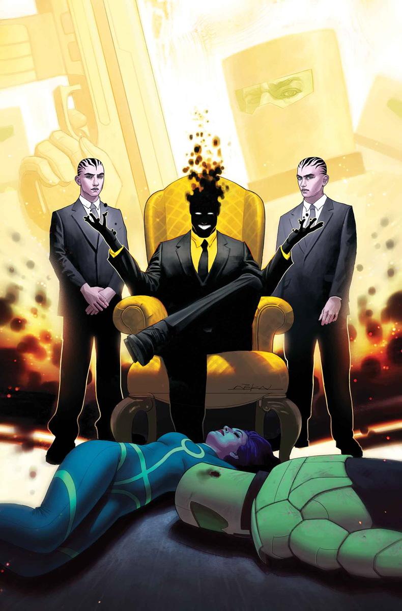 Avengers World Vol 1 18 Textless.jpg