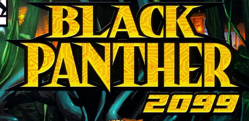 Black Panther 2099 Vol 1