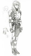 Carol Danvers (Earth-616) by Olivier Coipel 001