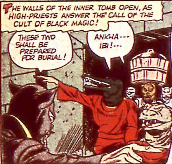 Cult of Black Magic (Earth-616)