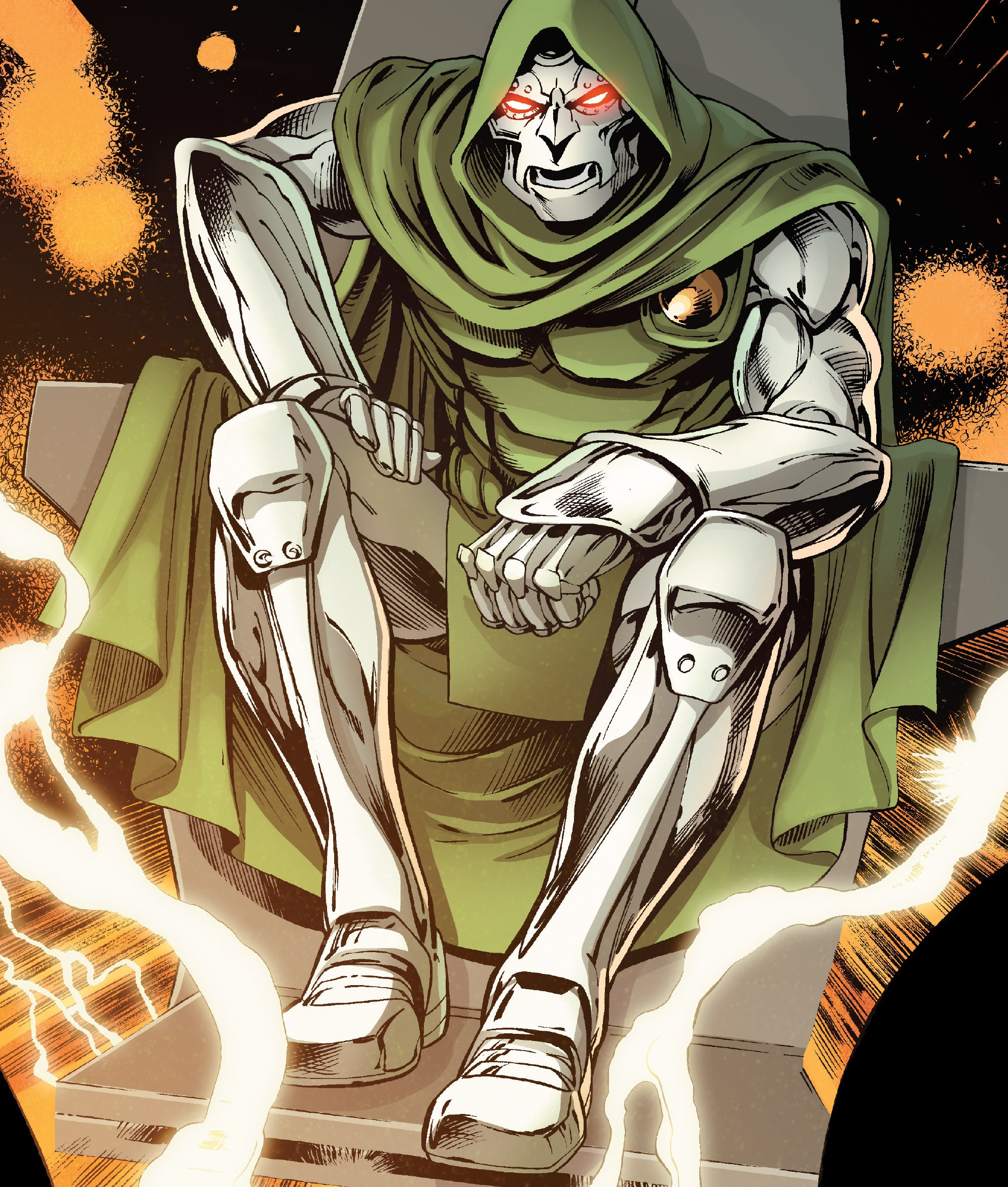 Doombot (Avenger) (Earth-14831)