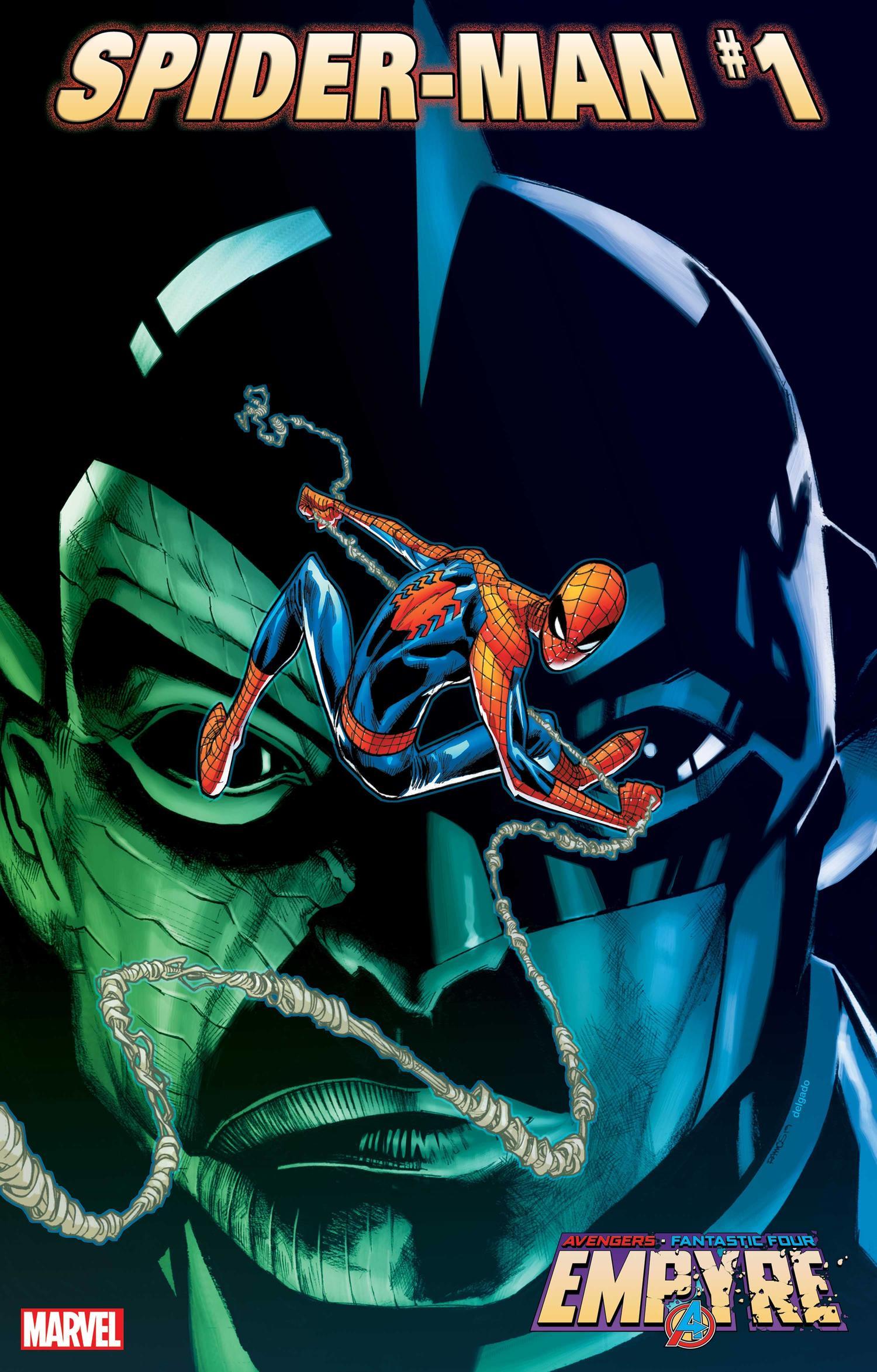 Empyre: Spider-Man Vol 1