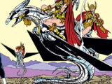 Eyriennes (Earth-6311)