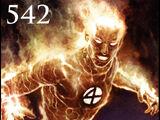 Fantastic Four Vol 1 542
