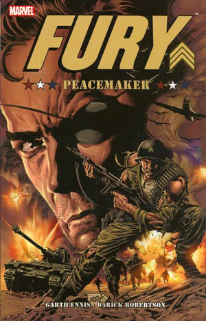 Fury: Peacemaker (TPB) Vol 1