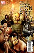 Immortal Iron Fist Vol 1 22