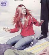 Jean Grey (Earth-616) from X-Men Origins Jean Grey Vol 1 1 001