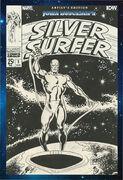 John Buscemas Silver Surfer Artists Edition Vol 1 1