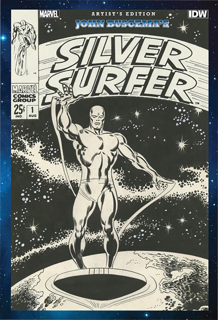 John Buscema's Silver Surfer Artist's Edition Vol 1 1