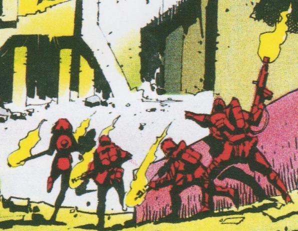Jones Boys (Earth-5555)
