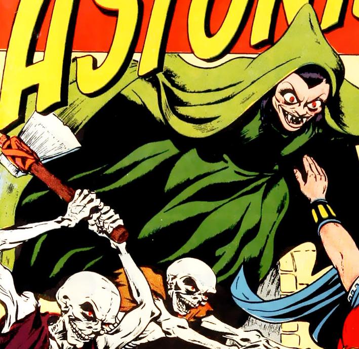 Madame la Morte (Earth-616)