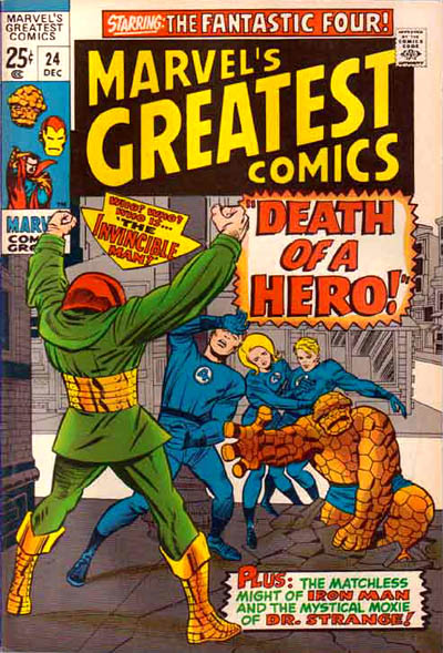 Marvel's Greatest Comics Vol 1 24
