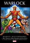 Marvel Masterworks Warlock Vol 1 1