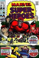 Marvel Super-Heroes Vol 1 23