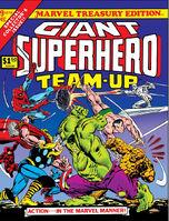 Marvel Treasury Edition Vol 1 9