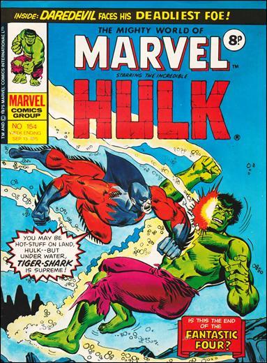 Mighty World of Marvel Vol 1 154