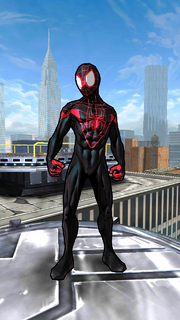 Miles Morales (Earth-TRN494) from Spider-Man Unlimited (video game).png
