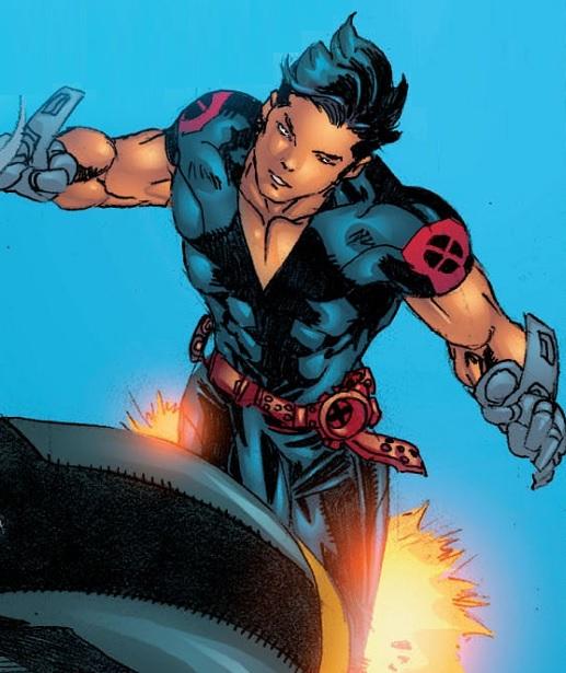 Neal Shaara (Earth-616) from X-Treme X-Men Vol 1 6 001.jpg
