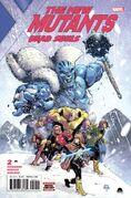 New Mutants Dead Souls Vol 1 2