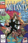 New Mutants Summer Special Vol 1 1