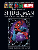 Official Marvel Graphic Novel Collection Vol 1 21