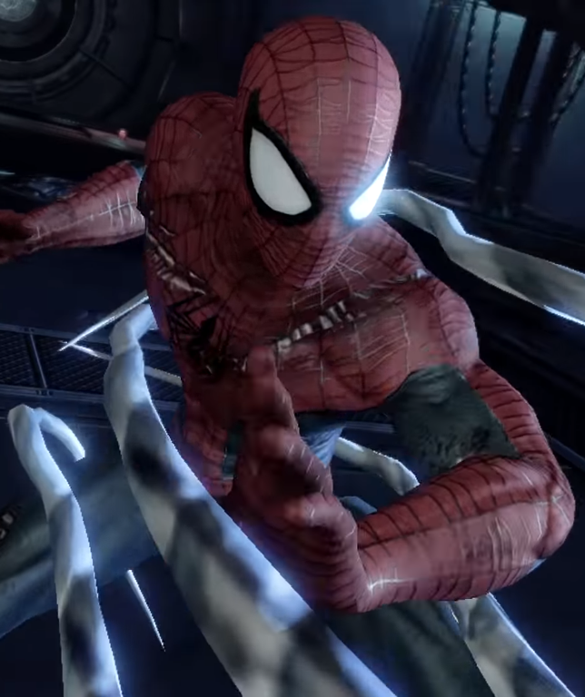 Peter Parker (Earth-TRN392)