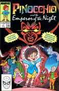 Pinocchio and the Emperor of the Night Vol 1 1