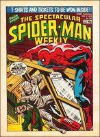 Spectacular Spider-Man Weekly Vol 1 345