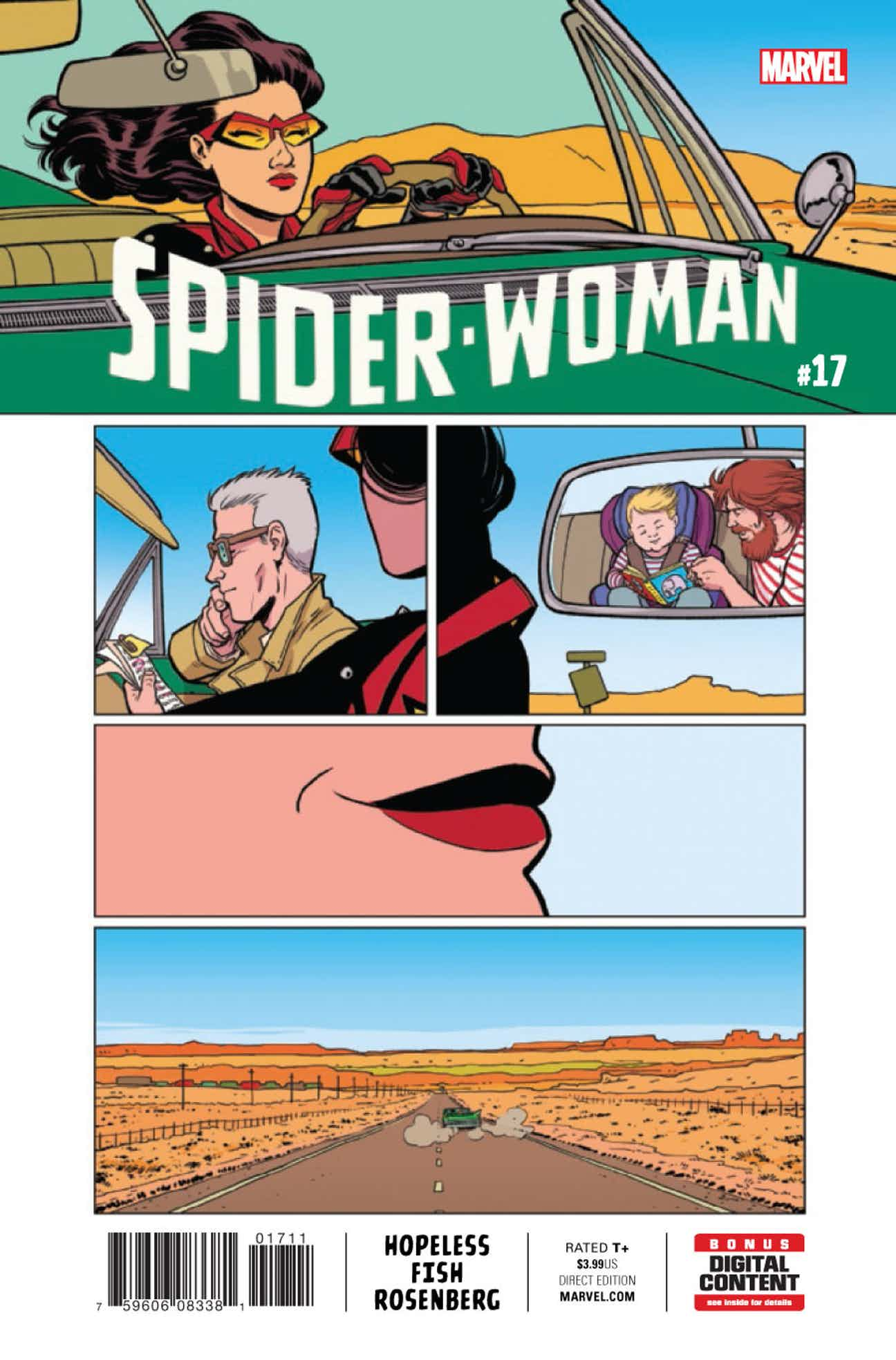 Spider-Woman Vol 6 17
