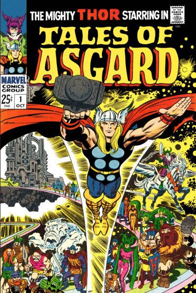 Tales of Asgard Vol 1