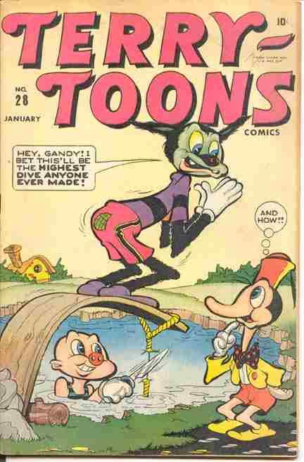 Terry-Toons Comics Vol 1 28