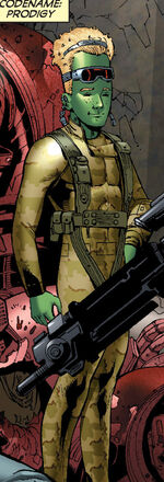 Timothy Wilkerson (Earth-616)