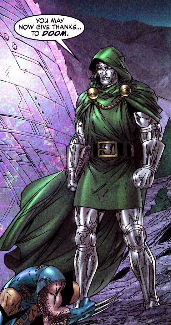 Victor von Doom (Earth-7642)
