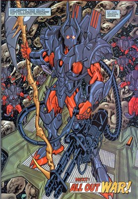 Wraithknights (Earth-616)